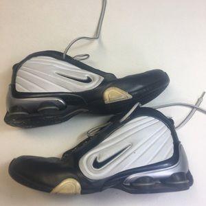 Vintage Vince Carter Nike Shox Basketball Sneakers
